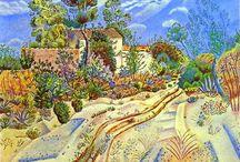 Paintings by Miro of Majorca