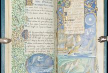 illuminated books manuscripts etc / old books  parchments etc / by betty stephenson