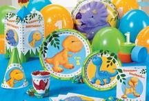 Kids Birthday Theme / by Bethany Brammer