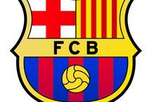 Sweet table Barça