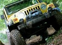 Jeep Wrangler TJ's