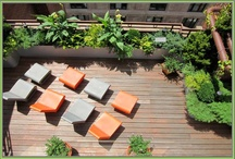 Townhouse Landscape Design / Urban spaces can be challenging due to lack of size, but you can pack a lot of charm into a small garden. Get design ideas for your townhouse landscaping at: http://www.landscapingnetwork.com/garden-styles/Townhouse-Landscape-Design.pdf / by Landscaping Network