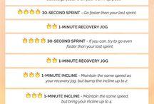Cardio HITT exercises