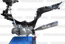Trainer Sepeda Motor Honda Supra PGM-Fi / Trainer Sepeda Motor Honda Supra PGM-Fi