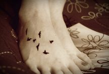 Tattoos / by Kirbie Wendland