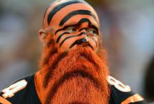 WHO DEY! / Cincinnati Bengal fever / by Wilmington College Cincinnati