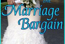 The Marriage Bargain / Julian de Laurent needs a temporary wife. Camille Chandler needs a job after he inadvertently gets her fired. If she agrees, he'll pay her five million to marry him. It's just a business deal, but neither could have foreseen what happens next, especially Camille, when she learns he's capable of stealing her heart.