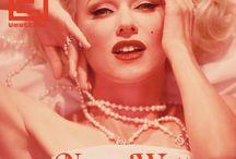 Celebs who love Marilyn / Celebs who love and emulate Marilyn Monroe