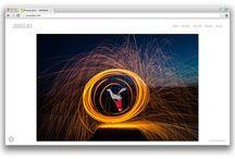 Our portfolio website designs / minimal website portfolio designs for our customers, Get internet portfolio website that works. Intstantly.