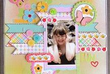 Scrapbook - Butterflies / by Denise Gus