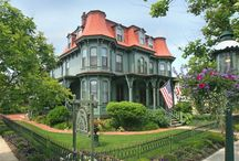 NJ Bed and Breakfasts / Looking to spend a day trip somewhere? Check out these cute B&Bs / by New Jersey Isn't Boring!