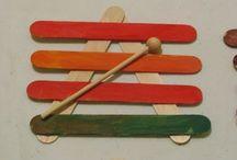 Instrumenty muzyczne DIY