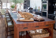 Design~ Kitchens / by Henry W. Powell