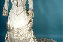 1880s wedding