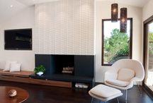 Fireplace/Entertainment unit