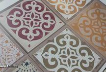 Cónoces la gráfica sobre suelos? design by White Cactus BCN - Floor Wrap Pronto Rotulo / by Pronto Rotulo