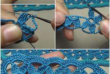 cenefas crochet