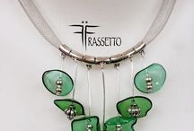 jewelry from plastics