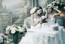 Preciosos_Pose / Brides striking poses / by Vitor Milito