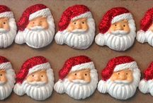 Christmas Sugar decoration