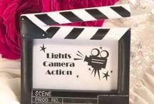 Mariage cinéma marque place / Des idées de marque place sur le thème du cinéma