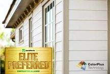 James Hardie Siding / Different colors of James Hardie Siding