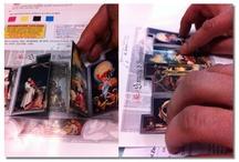 Émission de timbres / Album consacré aux émissions de timbres-poste français, généralement à venir. Publication d'études préparatoires, de maquettes ou de bons à tirer.