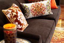 Fall & Harvest Decor / Which comes first, the change in the weather or the urge to decorate with deep autumn colors? Whenever you decide the time is right, we have a few ideas for you. / by Pier 1 Imports