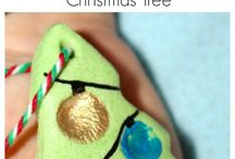 Xmas Crafts for toddlers