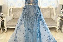 elsa dress Inspiration / icequeen