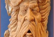 Great wood spirits