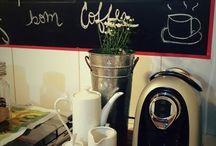 Meu cantinho do café