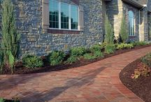 Patio, Walkways, Gated Entry Plans / Outdoor living, patio designs, Gated Entry to home, driveways, walkways, pool decks, decking design