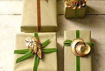 Подарочки / Оформление подарков
