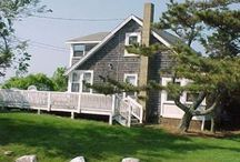 Houses on Vineyard