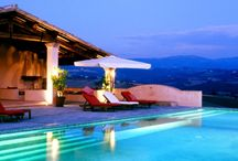 Swimming pools in Italy / Different materials for swimming pools