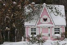 Little Pink Houses Stuff