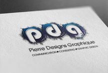 PDG Logo Design / Logo Design