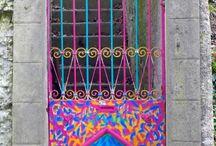 Portit ja ovet
