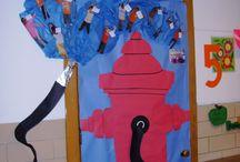 Bulletin Board / Classroom Door Ideas / by Shelly Mitchell