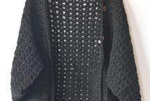 Crochet Tops for Winter