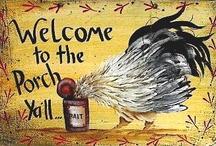 Here chicky chicky / by Cindy Douglas