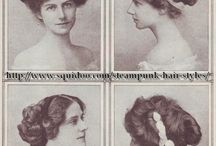 1905 hairstyle