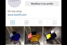 To Sniff / www.tosniff.com on line shop for parfum lovers! Soon on line!