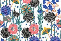 Flowers & Foliage / by Tarsila Krüse