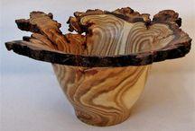 Burl Bowls