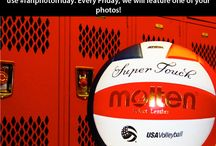 Fan Photo Friday / We all love volleyball! Share your volleyball photo, tag us, and use #fanphotofriday. Every Friday, we will feature one of your photos! / by All Volleyball