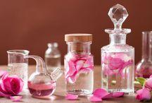 Evde yapılan parfüm