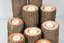 Log crafts