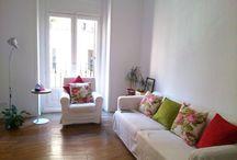 My flat in Madrid